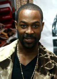 Darrin Henson at the Distinctive Asset Gift and Lounge during the 36th Annual NAACP Image Awards.