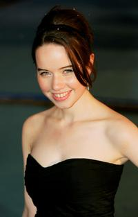 Anna Popplewell at the Royal Film Performance and world premiere of