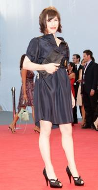 Sally Hawkins at the premiere of