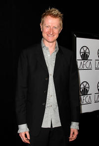 Guy H. Dyas at the 36th Annual Los Angeles Film Critics Association Awards.