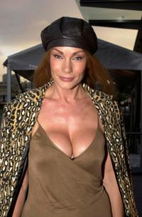 Virginia Hey at the launch of Channel 9 2001 Season.