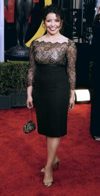 Justina Machado at the 10th Annual Screen Actors Guild Awards.