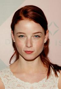 Rachel Nichols at the Diamond Information Center and InStyle Luncheon.