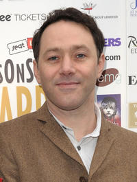 Reece Shearsmith at the Whatsonstage.com Theatregoers' Choice Awards in London.