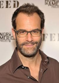 Josh Stamberg at the FEED Foundation/Hungry In America project benefit hosted by Vanity Fair.