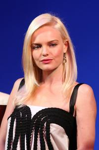 Kate Bosworth at the press conference for