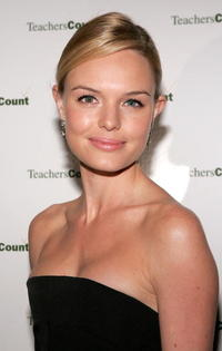 Kate Bosworth at the 3rd Annual Spring Fling To Benefit The Teachers.