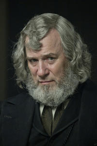 Grainger Hines as Gideon Welles in