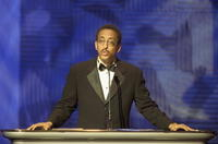 Gregory Hines presents the Awards Ceremony of the Laureus World Sports Awards Gala.