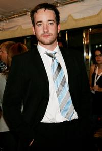Matthew MacFadyen at the gala premiere of