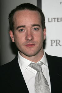Matthew Macfadyen at the N.Y. premiere of