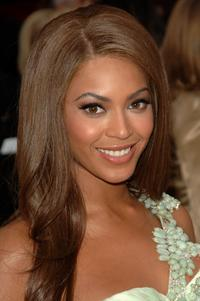 Beyonce Knowles at the 79th Annual Academy Awards.