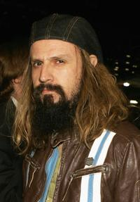 Rob Zombie at the premiere of