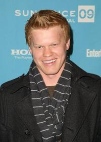 Jesse Plemons at the premiere of