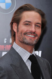 Josh Holloway at the New York premiere of