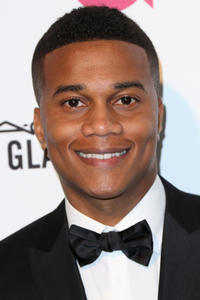 Cory C. Hardrict at 23rd Annual Elton John AIDS Foundation's Oscar Viewing Party.