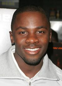 Derek Luke at the screening of