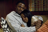 Derek Luke as Joshua Hardaway and Keshia Knight Pulliam as Candace Washington in