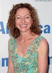 Julie White at the 2008 Public Theater Gala.