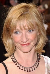 Jane Horrocks at the Opening Night and World Premiere of