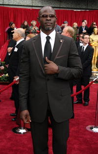 Djimon Hounsou at the 79th Annual Academy Awards.