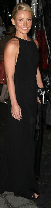 Kelly Ripa at the American Ballet Theatres 68th Annual Spring Gala reception.