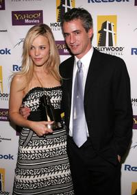 Rachel McAdams and Dermot Mulroney at the 9th Annual Hollywood Film Awards.