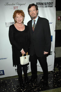 Becky Ann Baker and Dylan Baker at Roundabout Theater Company's 2011 Spring Gala in New York.