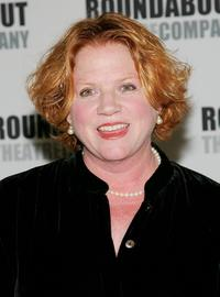 Becky Ann Baker at the Roundabout Theatre Company's Spring Gala 2006.