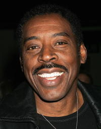 Ernie Hudson at the celebrity opening night of the Broadway bound show