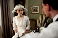 Keira Knightley as Sabina Spielrein in ``A Dangerous Method.''