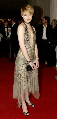 Keira Knightley at The Hollywood Awards.