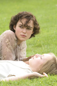 Keira Knightley and Saoirse Ronan in