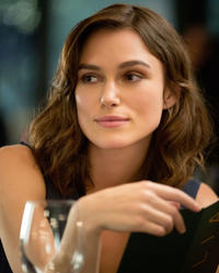 Keira Knightley as Cathy in