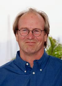 William Hurt at the photocall promoting the film