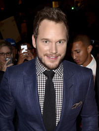 Check out the cast of the New York premiere of 'Jurassic World'