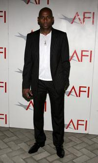 Romany Malco at the AFI Awards Luncheon 2005.
