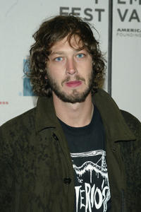 Ebon Moss-Bachrach at the premiere of