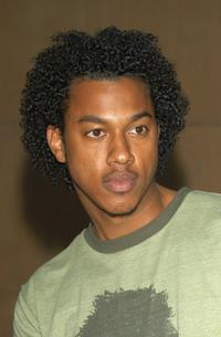 Wesley Jonathan at the Los Angeles premiere of