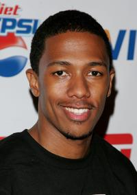 Nick Cannon at the Madden NFL 08 consumer launch party.