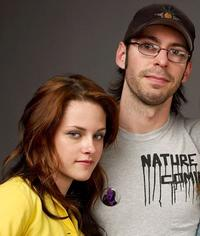 Kristen Stewart and Martin Starr at the 2009 Sundance Film Festival.