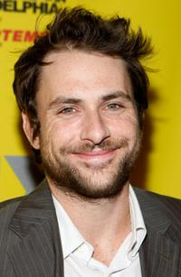Charlie Day at the Season 4 DVD launch party of