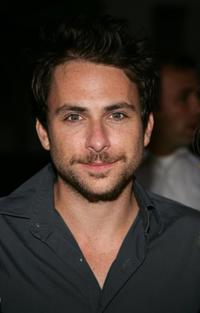 Charlie Day at the Season Four premiere screening of