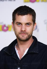 Joshua Jackson arrives at the premier of