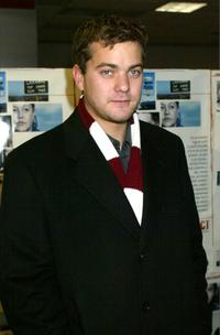Joshua Jackson at the premiere of