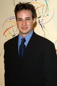 Danny Strong at the ATAS Foundation's 24th Annual College Television Awards Ceremony.