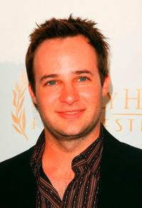Danny Strong at the opening night of 8th Annual Beverly Hills Film Festival.