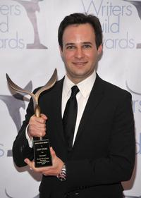 Danny Strong at the 2009 Writers Guild Awards.