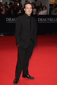 Danny Strong at the premiere of