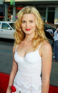 Brooke D'Orsay at the world premiere of